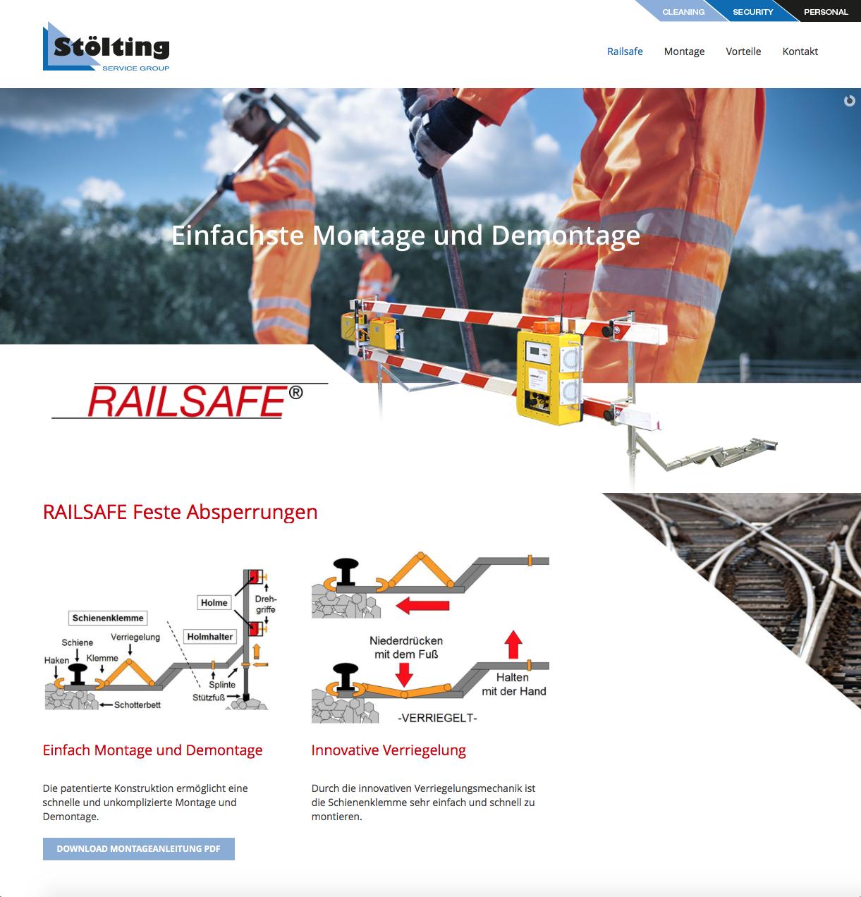 Stoelting Railsafe