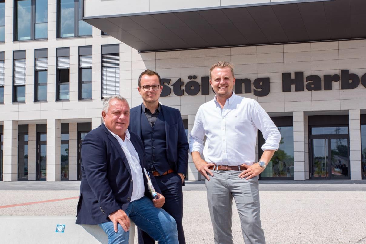 Dominik Mosbacher zum weiteren Geschäftsführer der Stölting Service Group ernannt